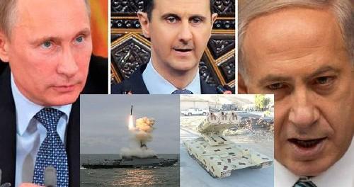 Что означают для Израиля последние решения Москвы по Сирии?