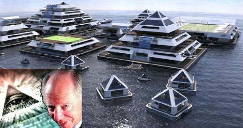 Ротшильды срочно строят плавучий город