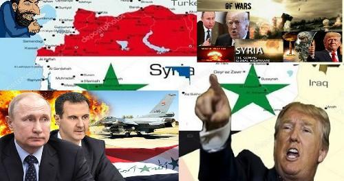 США будут уничтожат русских в Сирии, если те будут наступать на Дараа