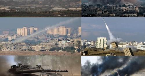 Маленькая война в Газе может быть подготовкой к большому фальшфлагу
