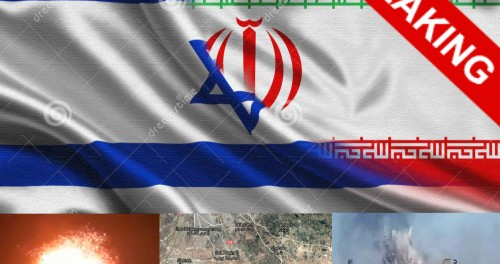 Четыре иранские военные базы в Сирии снова атакованы НЛО