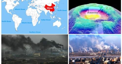 Торговая война между Китаем и США докатилась до озоновых дыр