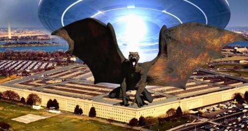 Пентагон: инопланетяне имеют демоническую природу