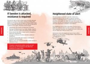 Брошура по подготовке к войне