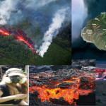 17 трещина вулкан Гаваи