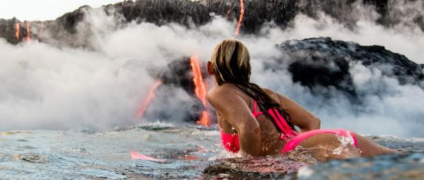 А тем временем на Гавайях обостряется вулканическая активность