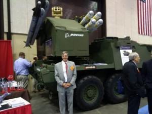 военный робот Boeing-GDLS STRYKER MSL