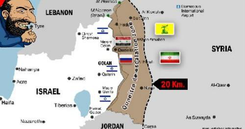 США признает израильский суверенитет на Голанских Высотах. Впереди новая, кровавая Война