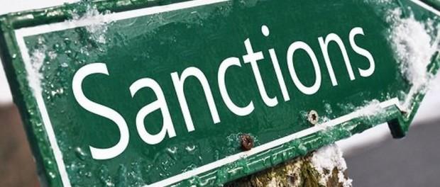 А теперь российские чиновники не хотят санкции