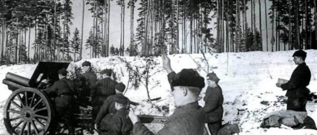 Взгляд И.В. Сталина на применение артиллерии в войне