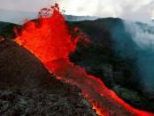 Лава на Вулканах Гавайи