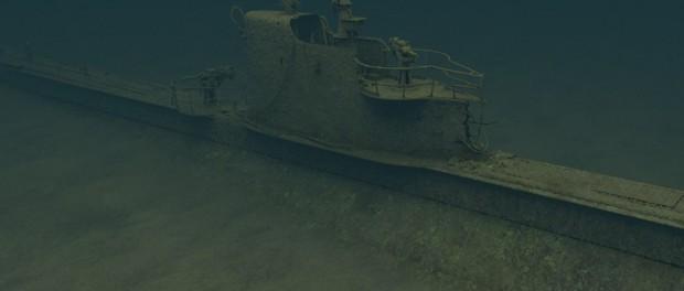 Последний геройский бой подлодки Щ-408