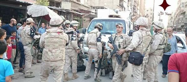 Кого военная полиция России задержала в Дамаске 26 мая?