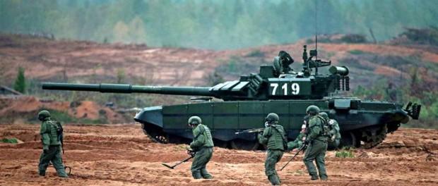 Три варианта бойни на Донбассе