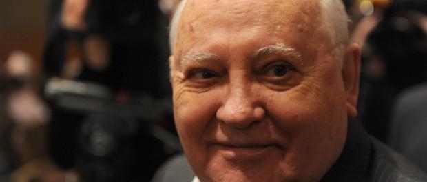 Горбачев сбежал из России