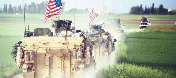 США бегут из Сирии