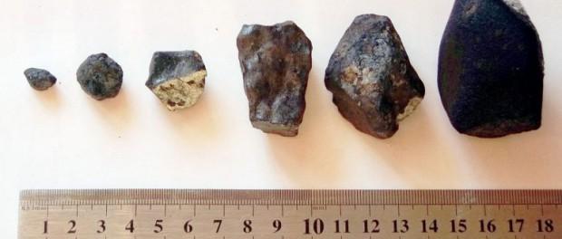 Украденный в Челябинске метеорит нашли в одном из гаражей