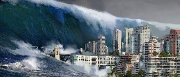 Жители США покидают страну в ожидании цунами от Гавайев