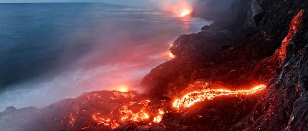 Ситуация с вулканами на Гавайях стала критической