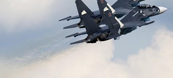 Упавший Су-30СМ участвовал в бою израильским истребителем