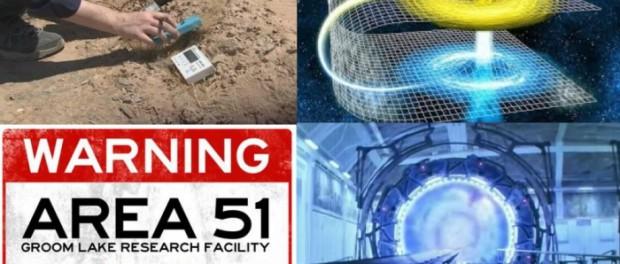 В США обнаружена необъяснимая аномалия времени между Лас-Вегасом и «Зоной 51»