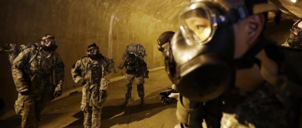 С кем готовится к подземной войне Армия США?
