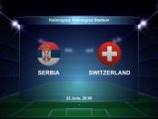 Матч Сербия Швейцария прямая трансляция