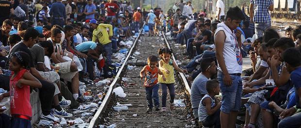 Австрия готовится не пустить 80000 мигрантов из Балкан