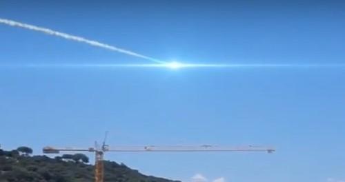 НЛО над Испанией поразил даже бывалых уфологов