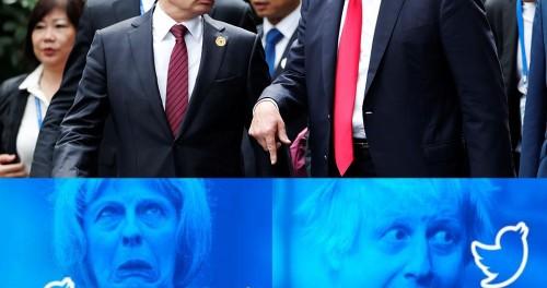 Возможный союз Путина и Трампа вызвал в Лондоне злобу и панику