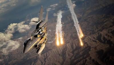 США снова напали на Сирию. Готовится новое наступление