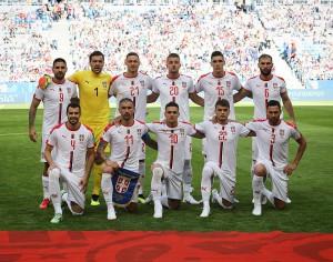 Сборная Сербии по футболу