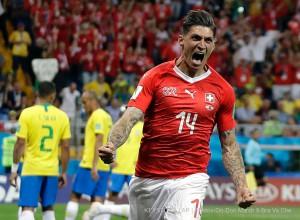 Сборная Швейцарии на чемпионате мира по футболу