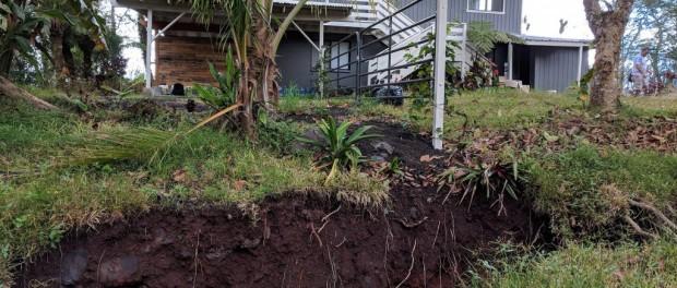 Гавайи: все больше новых огромных трещин появляется на Большом острове