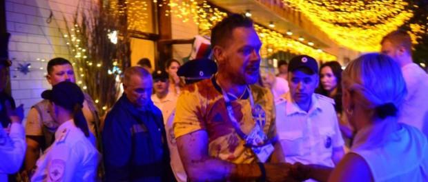 Шведского болельщика избили в Екатеринбурге
