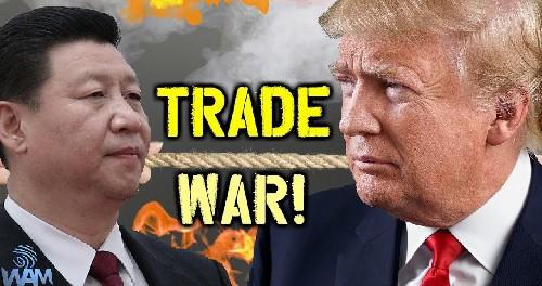 Ядерная торговая война США с Китаем приведет к большой боли
