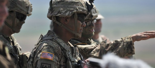 Американскую базу в Сирии атаковали и убили 4 солдат