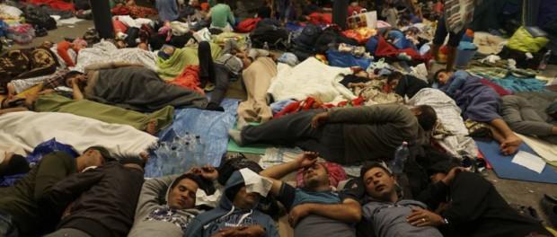 Как Обама и Трамп создали европейский кризис беженцев