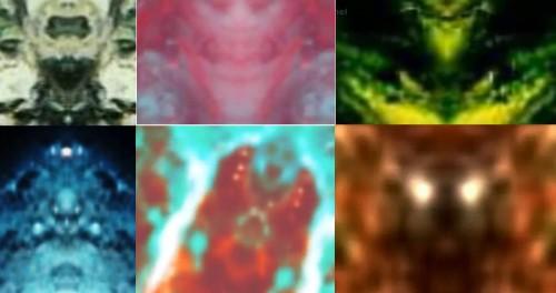 Страшные фото демонов из Тёмной материи, сделанные испанским астрономом