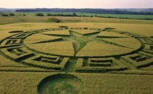 необычные рисунки на полях