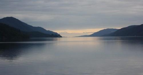 Чудовище озера Лох-Несс снова случайно попало на видео?