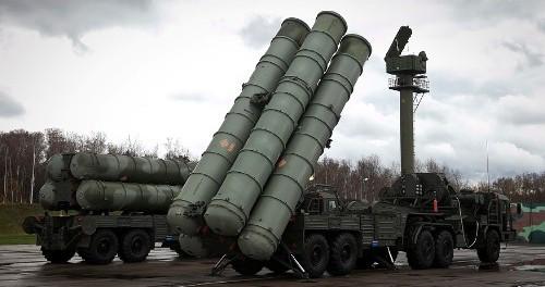Турция закупает российские С-400 для защиты дворца
