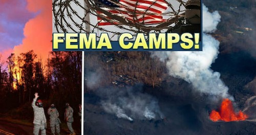 На Гавайи прибыли новые концлагеря —  баржи FEMA
