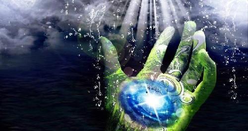 Вовлечение в процесс сдвига высших измерений на Земле