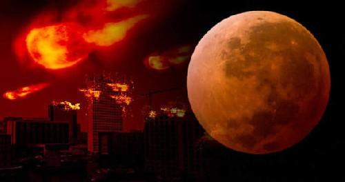 Кровавая Луна в июле 2018 – знак Конца Света?