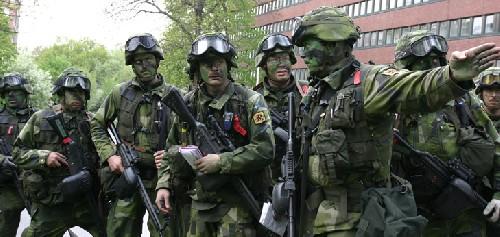 К какой войне готовится Швеция, мобилизуя все свое население