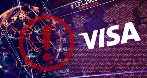 В Европе полным ходом идет блокировка MasterCard и Visa