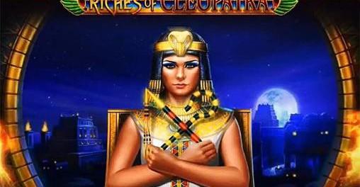 Онлайн обзор игры Riches Of Cleopatra слот