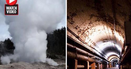 Строительство секретных туннелей может вызвать извержение Йеллоустоуна