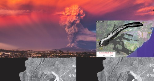 Гавайи: вулкан Килауэа накануне грандиозного взрыва